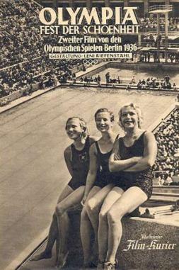 Olympia (1938) de Leni Riefenstahl